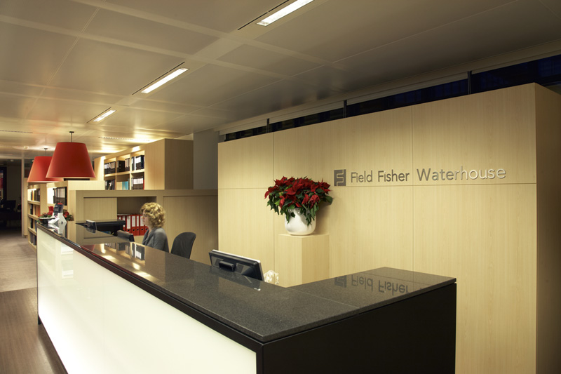 FIELD FISHER WATERHOUSE, ETTERBEEK